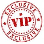 VIP Exclusive badge