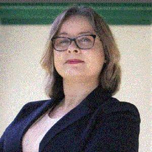 Headshot of Barbara, Senior VP