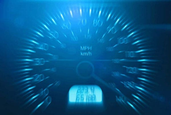 Speedometer indicates how executives accelerate in their careers