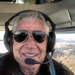 Pat Aaron, pilot